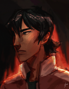 Keith by StaticColour