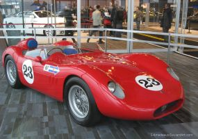 Maserati 200SI by S-Amadeaus