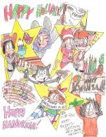 A Marvin and Mike Holiday by Josiah-Shockency-JCS