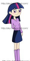Twilight Sparkle by Airy-F