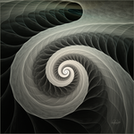 Spiral In The Myst by baba49