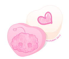 fluff valentine by scullylam