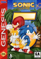 Sonic the hedgehog 5 Genesis by XAMOEL