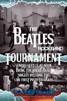 Beatles RockBand Tournament by GooMoo