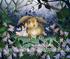 Hare Bells by JoannaBromley