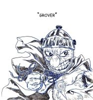 Super Grover by 133art