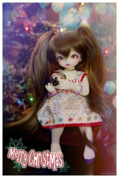 Christmas Lights by AidaOtaku-BJD