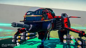 PlanetSide 2 Pan 29027 by PeriodsofLife