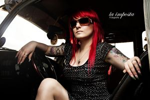 sexy car by flause