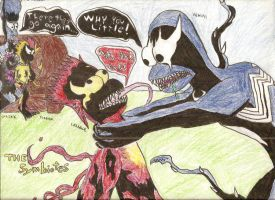 The Symbiotes by plannedbyreaperLight
