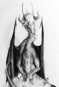 Dragon. by Living-with-aliens