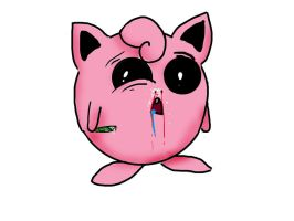 Jigglypuff the Crackhead by thelilartist