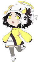 [GAIA] Cray Button by Clover1