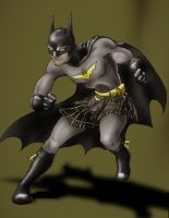Batman's kilt by Tinted-dreams