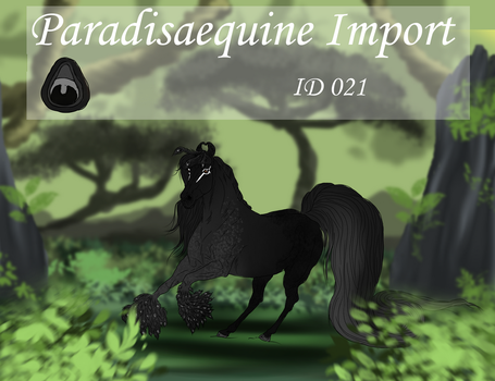 Paradisa Import 021 by LiaLithiumTM