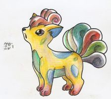 Vulpix wiard buuhnt by Tussi1