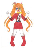 Baka Red by animequeen20012003