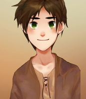 + Animated Kid Eren + by taka-maple