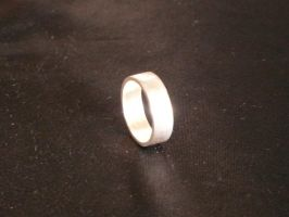 simple band ring by sockthefish