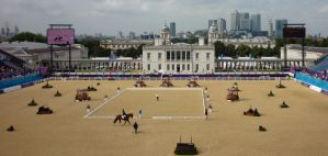 Paralympic Equestrian 1 by ggeudraco