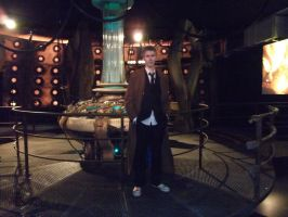 10th Doctor Cosplay by TimeLord1991