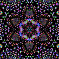 Twinkle+2, Little Kaleidoscope by laramide-orogeny