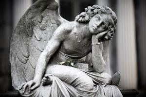 Angels in Waiting by Writing-For-Sanity