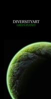 Green Planet by D1versity