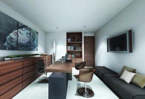 Q026 Office - Interior Design by JLVARGAS