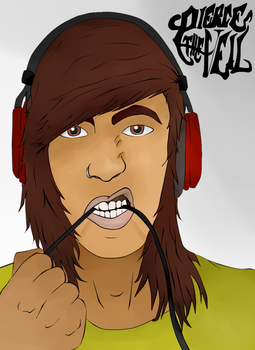 vic fuentes by jjr199811