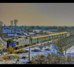 Giurgiu train... by Iulian-dA-gallery