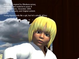Young Kouryu 3D 4 of 5 by ibr-remote