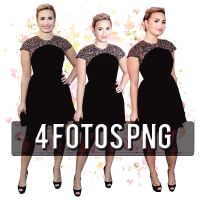 Demi Lovato Pack Png by A8Belieber