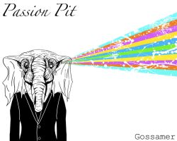Passion Pit Design Concept by dippydude