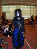 AKON 18 - Wicked Outfit by HikaruChan4ever