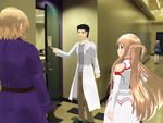 OTPT2 Okarin points out the correct room by superslinger2007