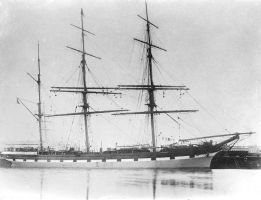 Last Voyage of the Loch Sloy - 1899. by phasai