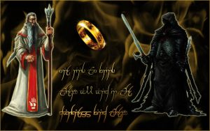 The one ring by Giovi90