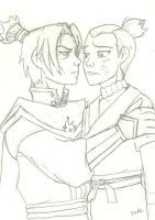 Zuko X Sokka  The Promise inspired by violet-plude