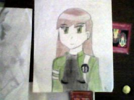 Ben 10 girl version by Chikaalien
