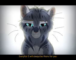 I Will Always be There For You by KasaraWolf
