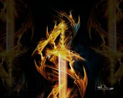 The Sword from Lionsheart by greenfeed