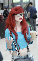 Still a Hipster Mermaid... by TheRealLittleMermaid
