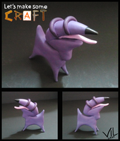 Beak-Beak - figurine by VilGrim