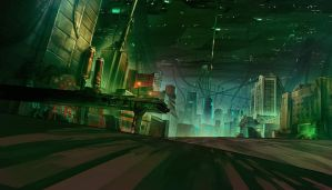 Motorcity Street by hungerartist