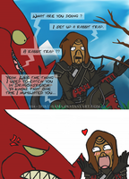 Skyrim - That one time... by Doku-Sama