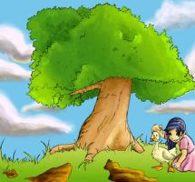 Family tree BG by Darkstampede