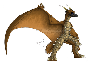 RODAN redesign by Tyzilla33191