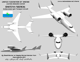 Shateya Fidereal Airlifter by Stealthflanker