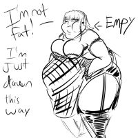 Fat Empy by Metalforever